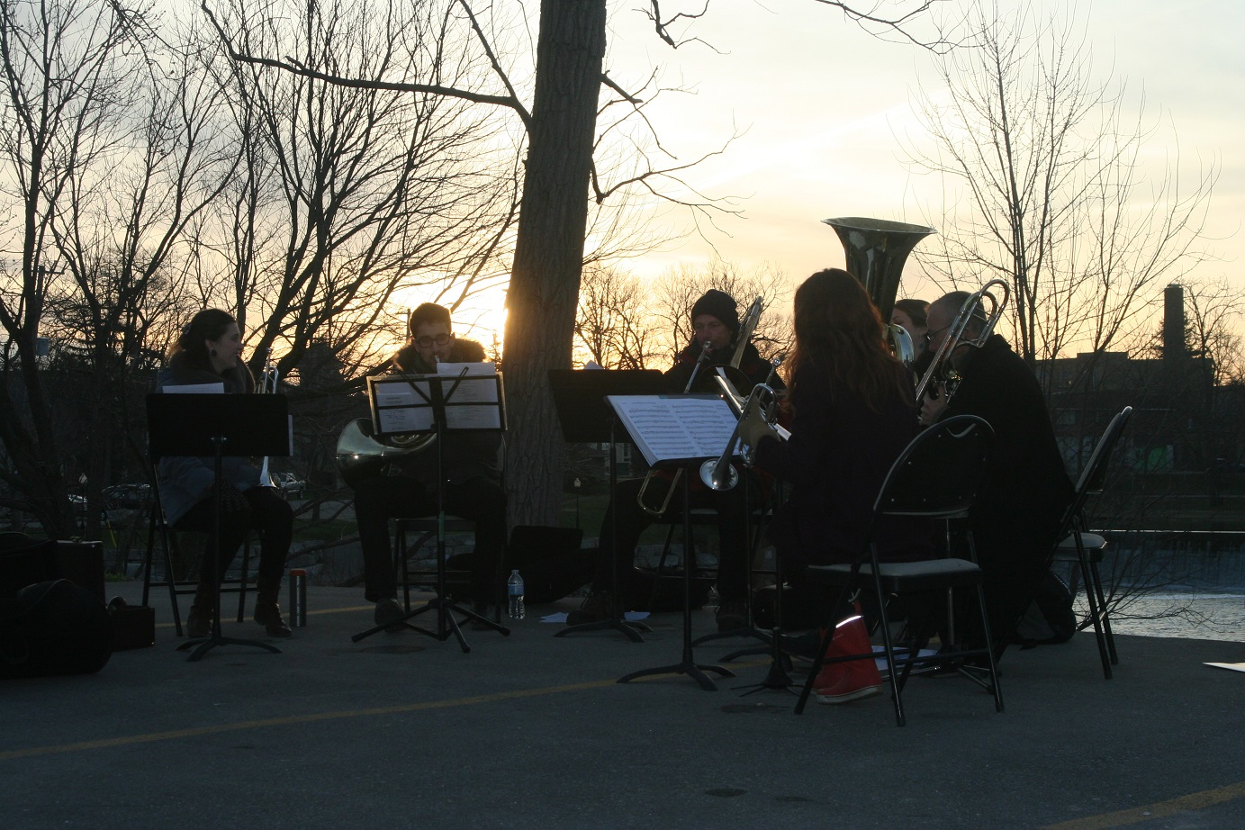 Easter Sunrise Service, Chaplains' Brass